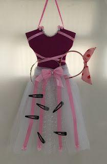 Yaghi Art: Enfeite vestido - Porta Tiaras e Tic Tac