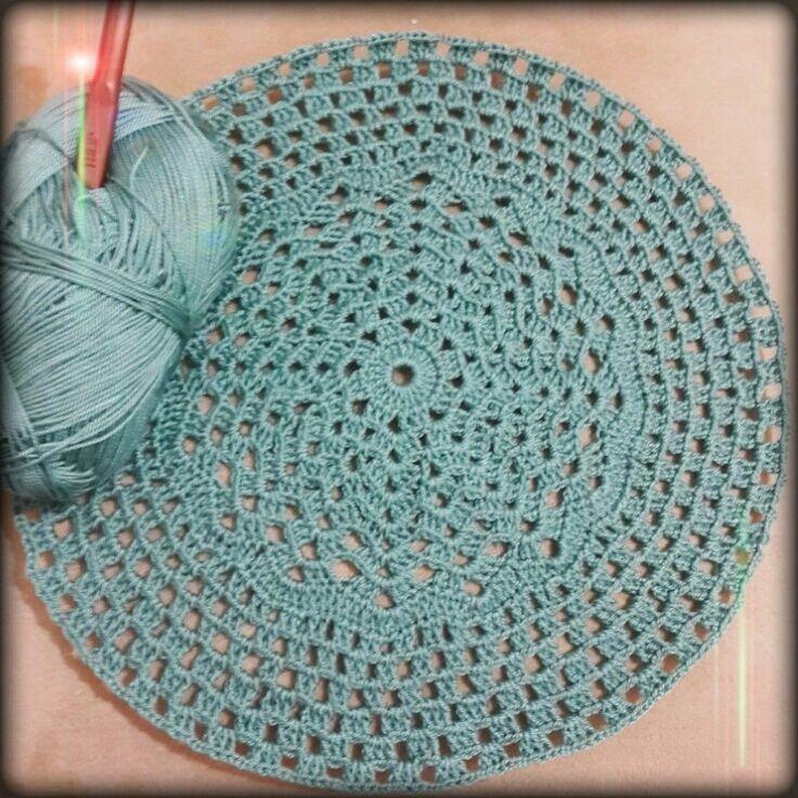 Crochet dantel supla diy ceyiz