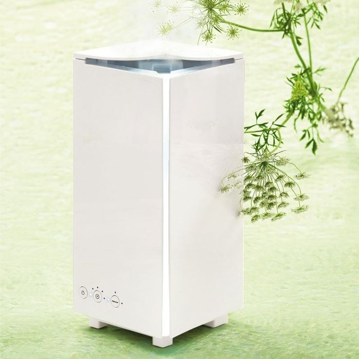 Humidificateur Aroma - Pour ajuster le taux d'hygrométrie de la pièce et diffuser des huiles essentielles - 56,90 €