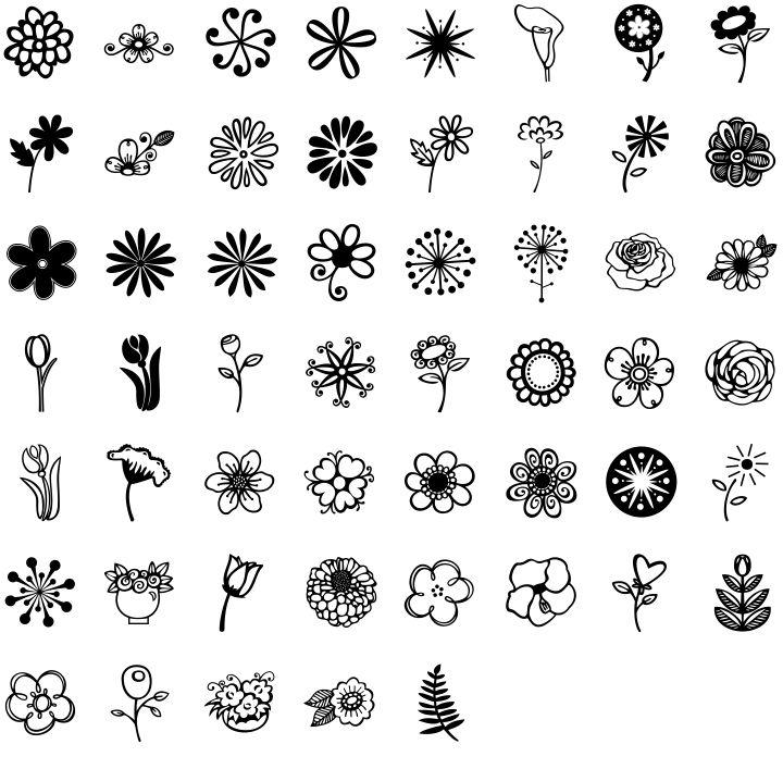 http://www.fontspring.com/tools/font_image/specimen_dingbats/61f84ea49c10851e12908dfdb7f54d4b
