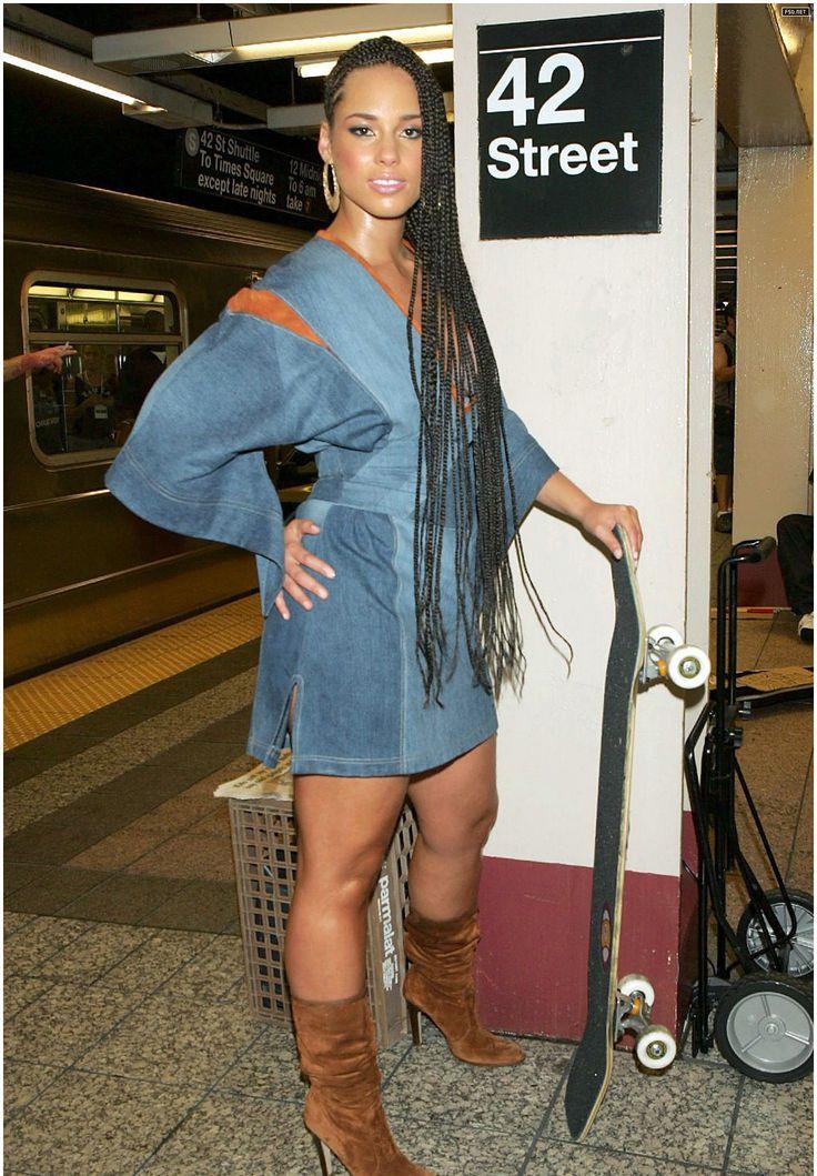 photos of Alicia Keys