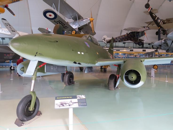 Messerschmitt Me 262A2a Schwalbe Royal Air Force Museum
