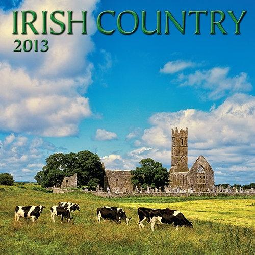 Cork People: Irish Country Wall Calendar: This Enchanting 2013 Calendar