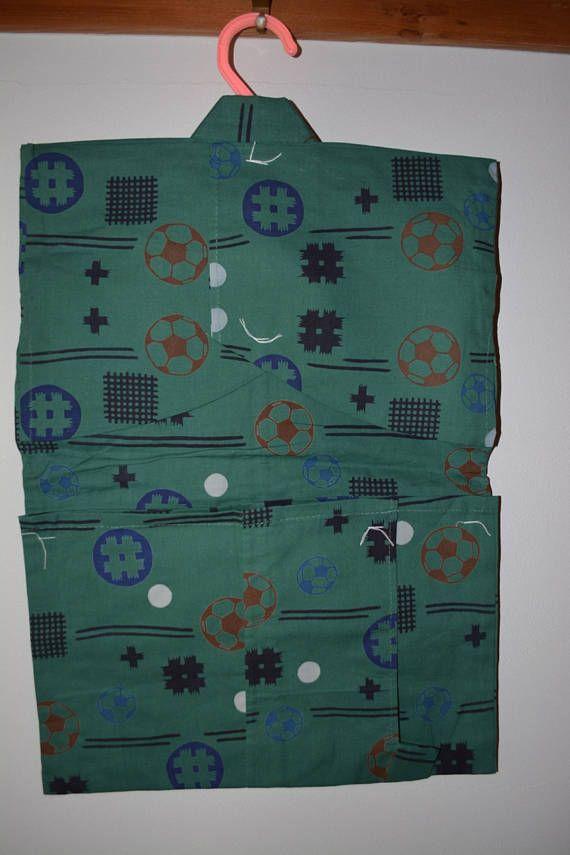 Toddler's cotton yukata Japanese yukata robe kimono