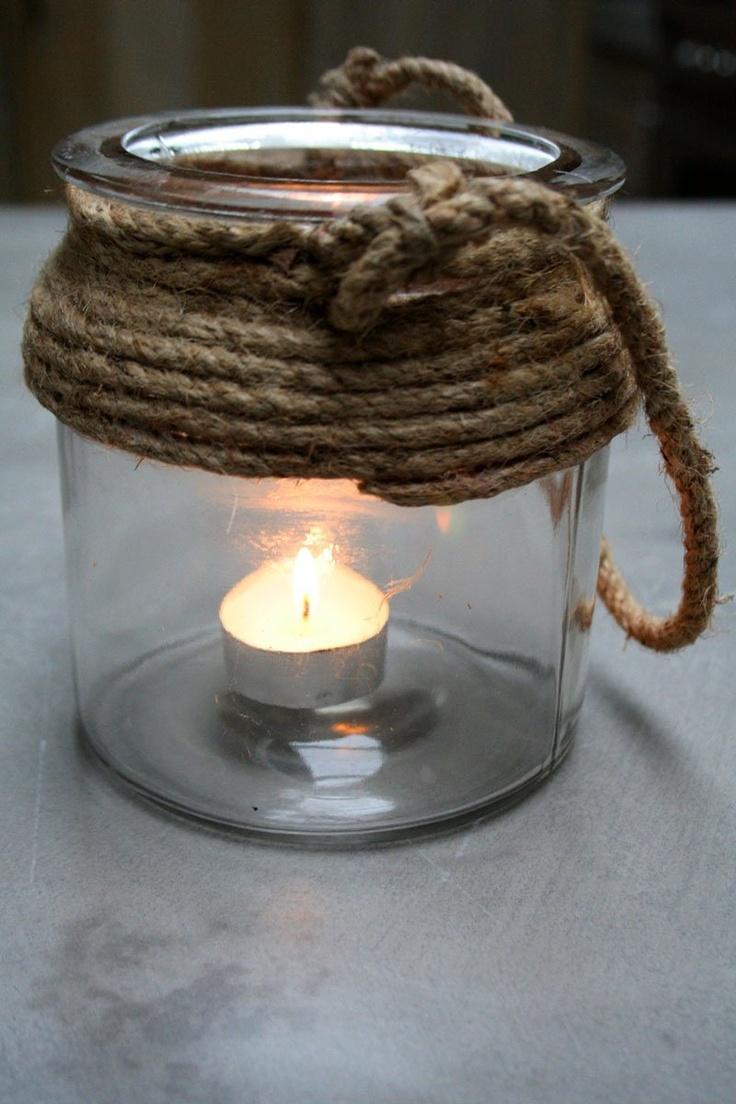 Molitli – Accessoires – Accessoires – Alles – Glazen pot met touw (001012)