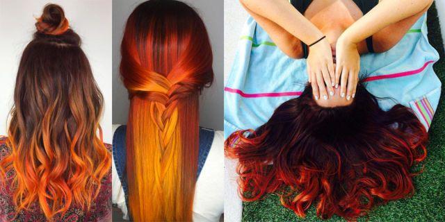 Fire hair: i capelli di fiamma per una vampata di stile -cosmopolitan.it