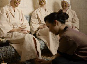 """WIN! """"Girls Night In"""" Spa Break for 2 worth €370 at The Brehon Hotel: *Overnight stay with dinner, cocktails, prosecco, spa treatments, relaxation in the Vitality Suite, in-room girly movie and a full Irish breakfast. BLISS!!"""