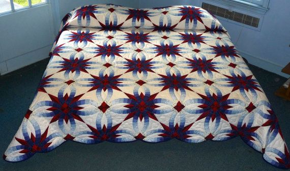 19 Best Star Quilts Images On Pinterest Star Quilts