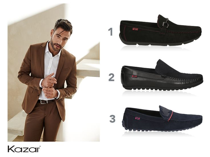 Moccasins - an incontestable must have for spring-summer styles.
