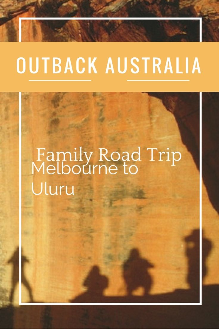 Road trip from Melbourne to the centre of Australia - Uluru/Ayers Rock!