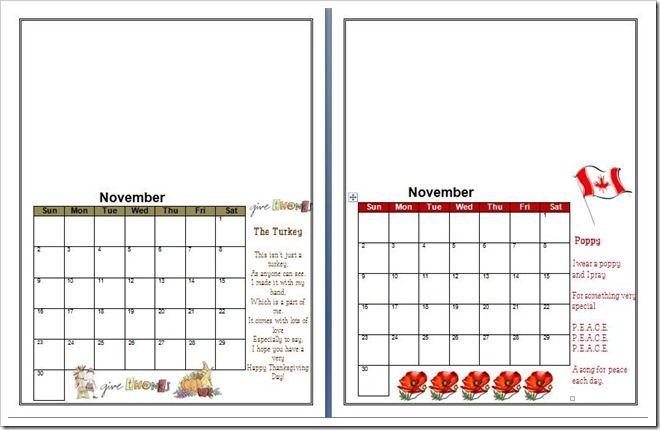Calendar Ideas For Grandparents : Best homemade calendar ideas images on pinterest