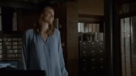 Stana Katic dancing :) :)  Castle season 7 bloopers
