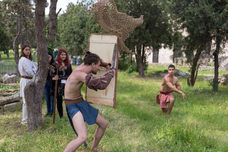 Daci Warriors - Historical reconstruction Constanta / Romania