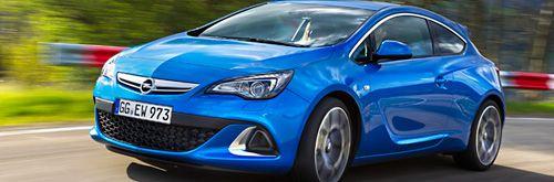 Erstkontakt: Opel Astra OPC