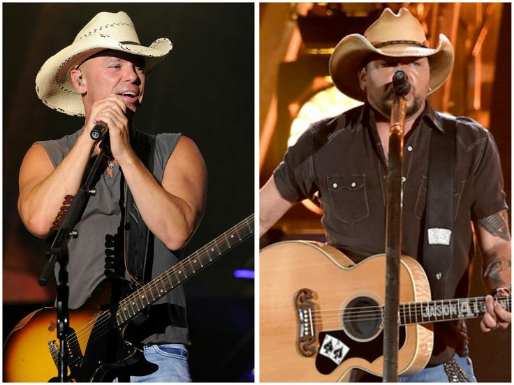 Houston Livestock Show and Rodeo Lineup Includes Jason Aldean, Kenny Chesney