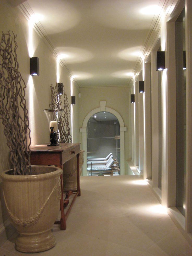 Lighting Basement Washroom Stairs: Lighting Design By John Cullen Lightig.