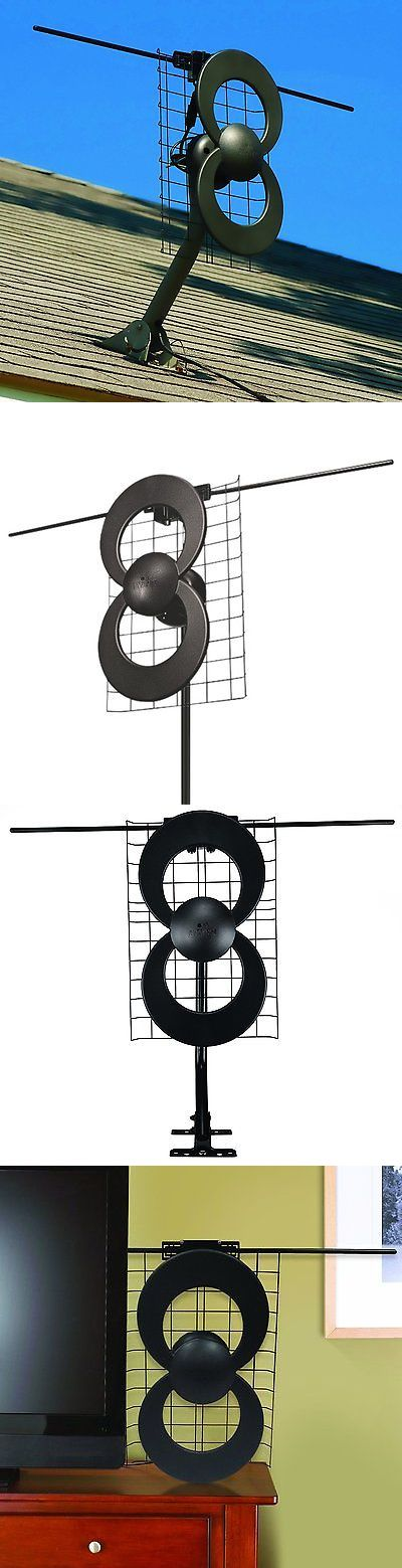 Antennas and Dishes: Lot Of 2: Antennas Direct Clearstream 2V C2v Indoor Outdoor Digital Tv Antenna -> BUY IT NOW ONLY: $49.99 on eBay!