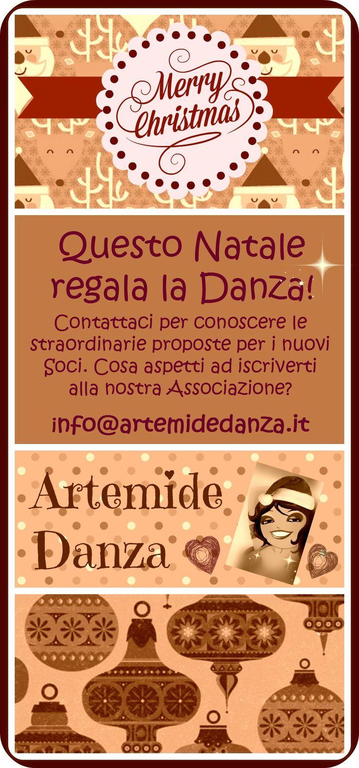 #ArtemideDanza #corsi #Torino #Natale #danzaorientale #bellydance #danzadelventre  Questo Natale regala la Danza Orientale! ❆☃❄  INFO:  https://www.facebook.com/events/1521122614845250/ https://www.smore.com/2zwbw ✉ info@artemidedanza.it