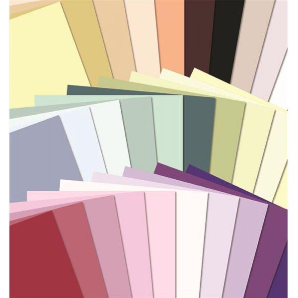 Sada kartónových papierov A4 / Bumper Pack / 30ks Novinky obchod s kreatívnym materiálom
