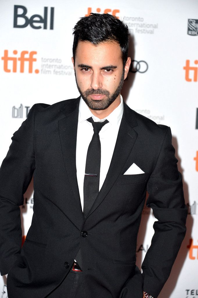 """Actor Matias Lopez attends the """"The Green Inferno"""" premiere during the 2013 Toronto International Film Festival at Ryerson Theatre on September 7, 2013 in Toronto, Canada."""