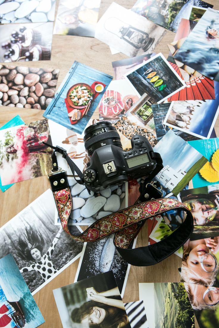 Werde kreativ mit deinen Fotos! Bestelle Fotoabüge online mit Albelli