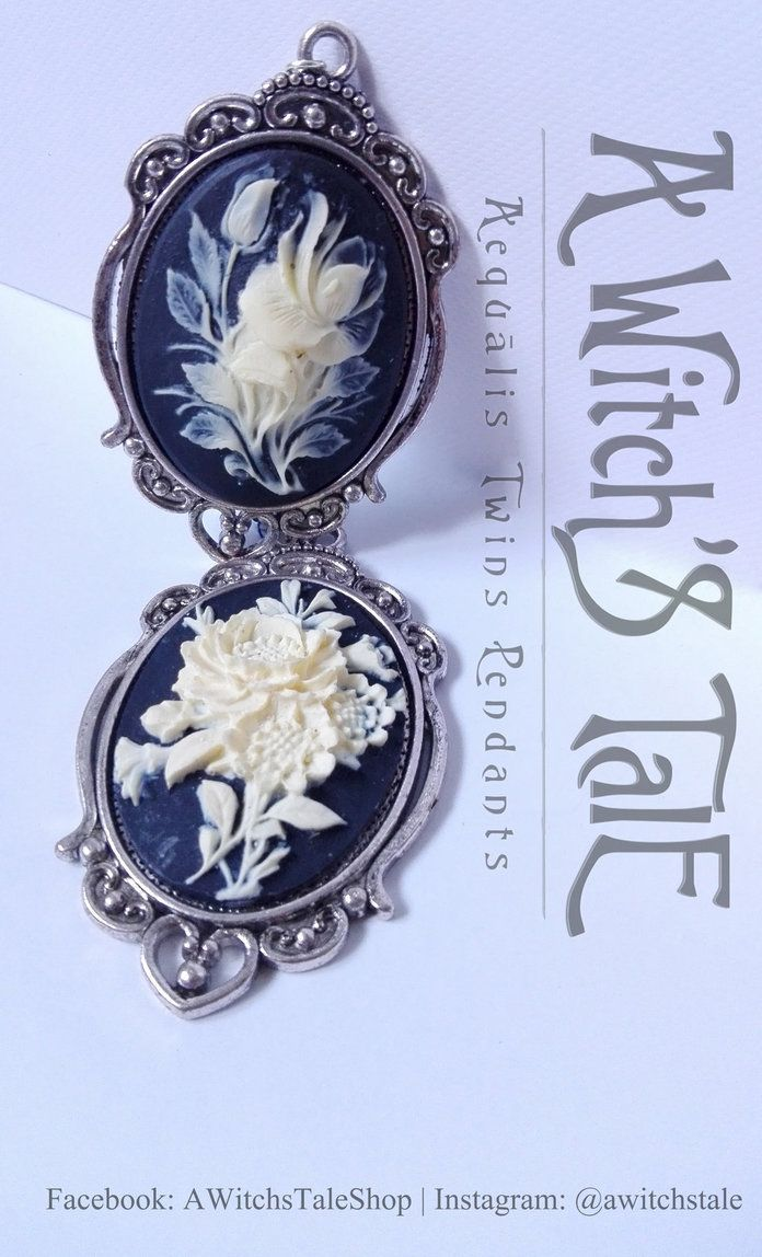 Aequlis Twins Pendants by A Witch's Tale by LaceWingedSaby.deviantart.com on @DeviantArt