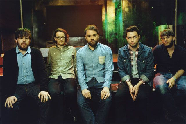 Q and A: Frightened Rabbit talks North American tour, new songwriting process