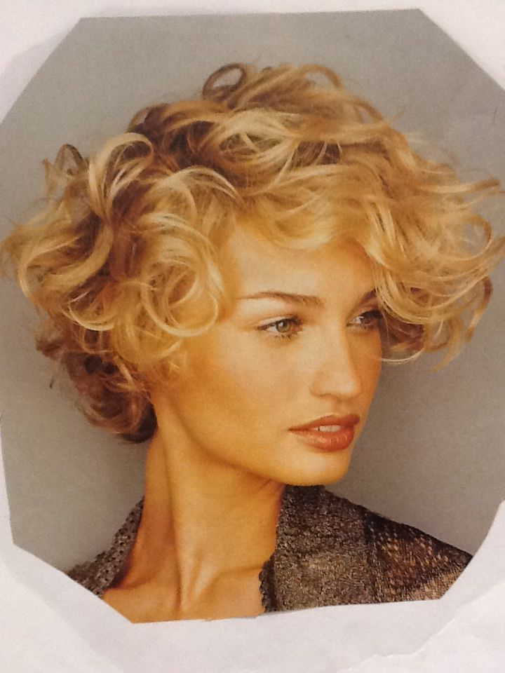 Short Soft Curls