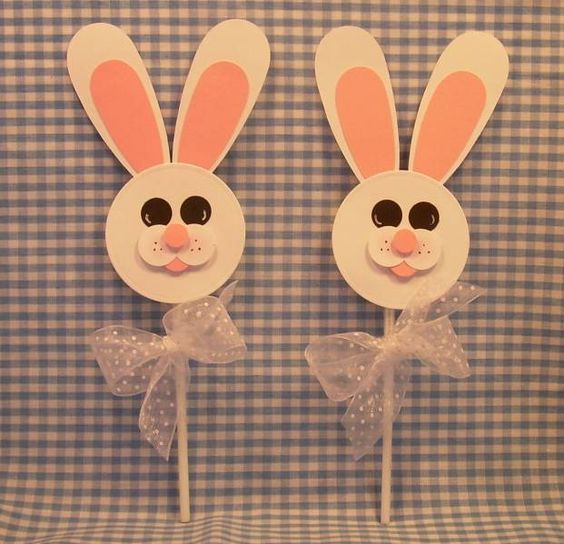 for Easter lollipops: