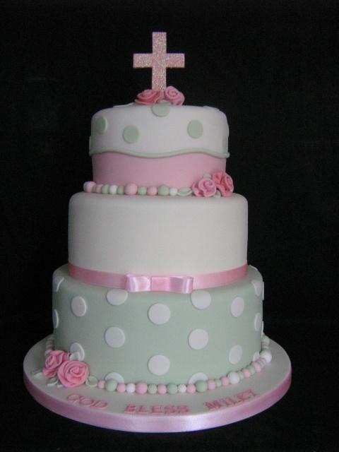 Communion Cake.