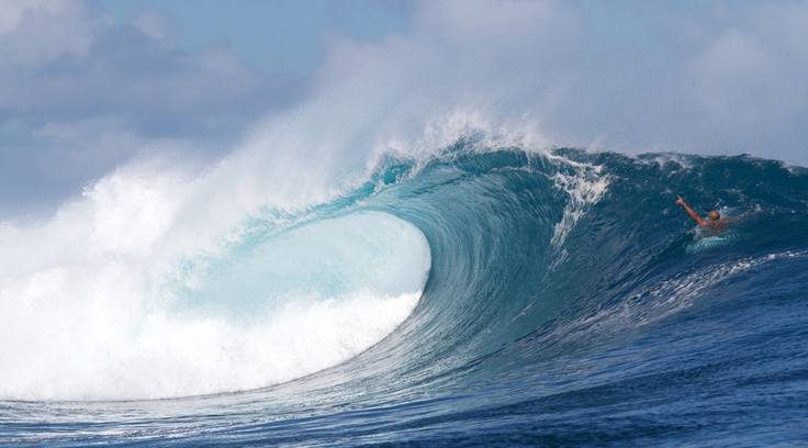 Cloudbreak...Pacificasouth Pacific