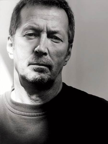 Eric Clapton, one and only