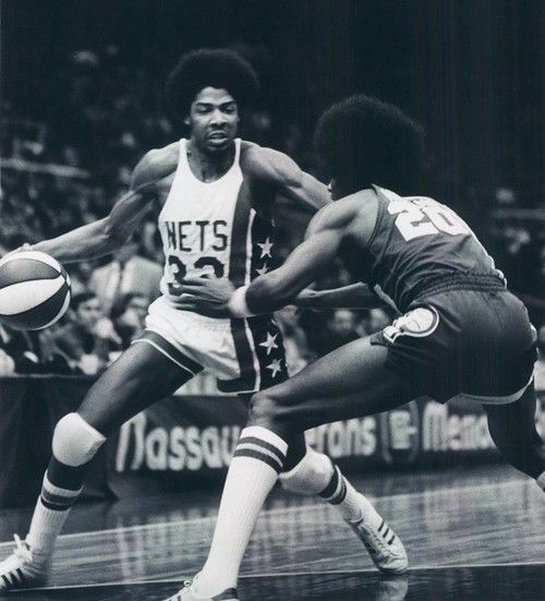 a biography of julius erving a basketball player A biography of dr j, julius erving taken from nba at 50 cd-rom this feature is not available right now please try again later.