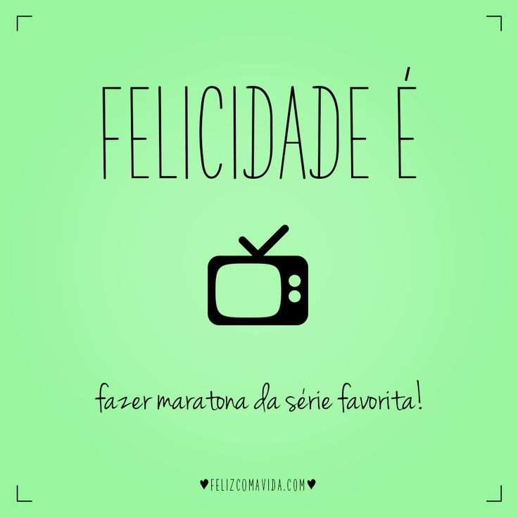 Domingo é dia! | felicidade, séries, maratona, tv, happiness |