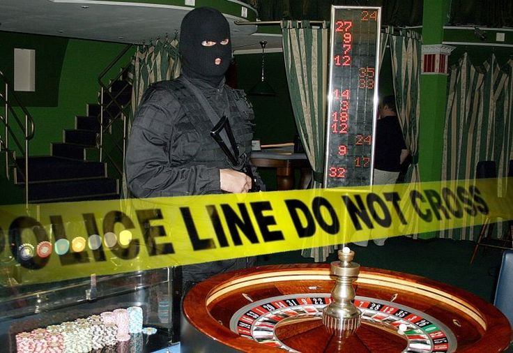 нелегальные казино в москве