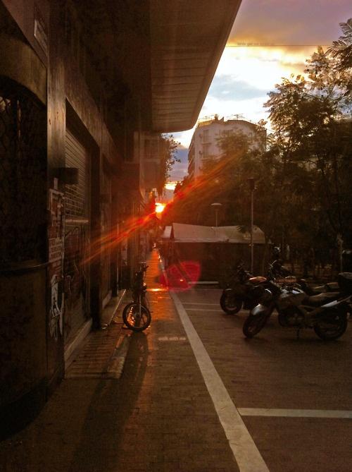 Exarhia city