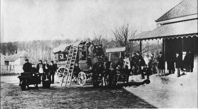 Station Geldermalsen (jaartal: Voor 1900) - Foto's SERC
