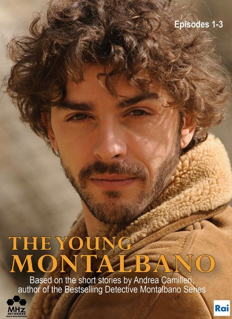 Il Giovane Montalbano / The Young Montalbano. Young, old, middle-aged - I'll take whatever I'm given. Divine detective fun.