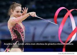 Resultado de imagem para ginastica ritmica fita equipe brasileira