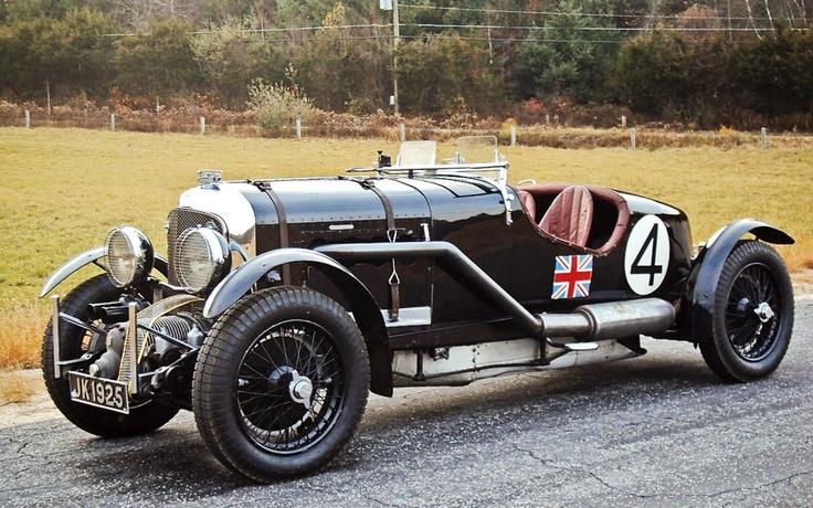 1931 Blower Bentley