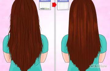 Trockenes Haar und trockene Kopfhaut loswerden – wikiHow