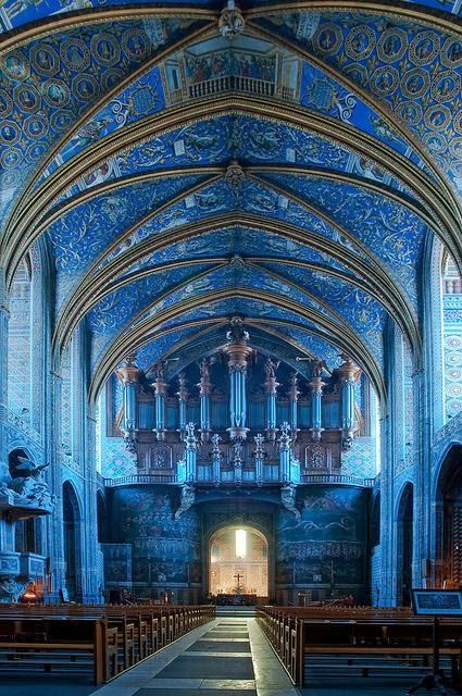 Saint Cecil Cathedral | Albi, France
