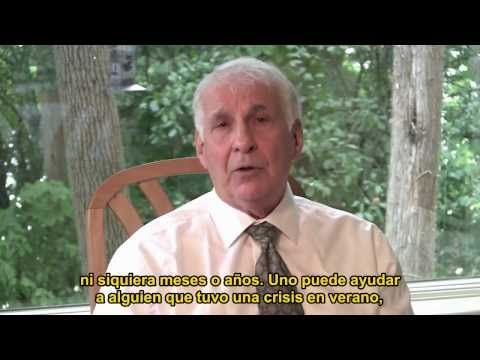 Dr. Peter Breggin: ¿cómo ayudar a las personas muy perturbadas? - YouTube