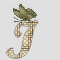 Alfabeto con mariposas de colores y letras con texturas. | Oh my Alfabetos!