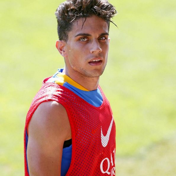 Marc Bartra | 14 Soccer Players Who Will Make You Forget Beckham Even Exists