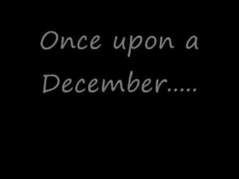 Anastasia Once Upon A December Lyrics