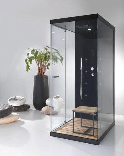 multifunctional shower cabin WELLBOX EASY Megius SpA