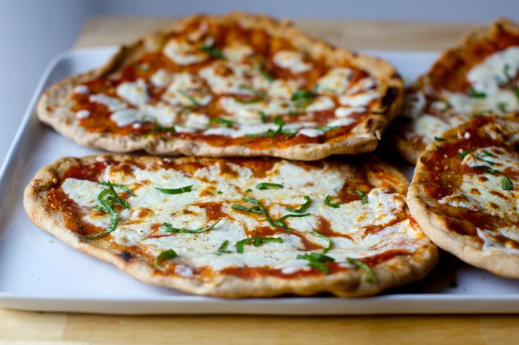 how to grill pizza | smittenkitchen.com