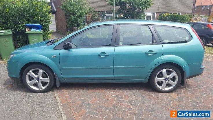 Ford Focus Ghia 2006  2.0 diesel  #ford #ghia #forsale #unitedkingdom