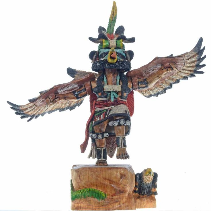 recipe: hopi eagle dancer kachina [19]